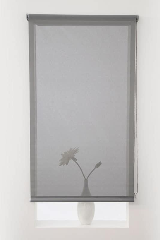 Hasta Screen Rullaverho tummanharmaa, korkeus 250 cm
