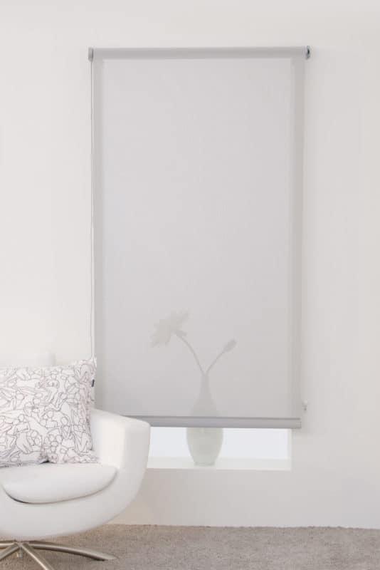 Hasta Screen Rullaverho vaaleanharmaa, korkeus 250 cm