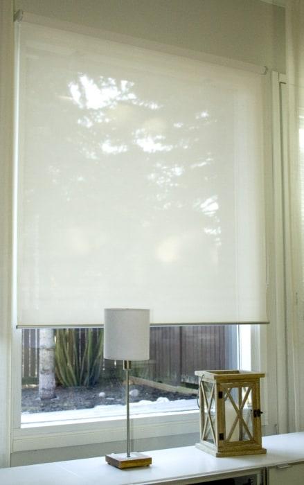 IHANIN Screen rullaverho valkoinen, korkeus 170 cm